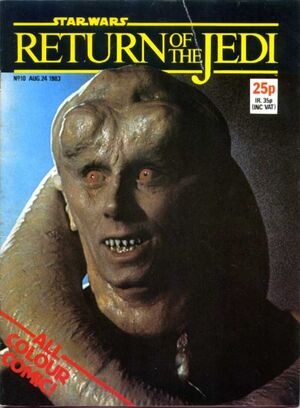 Return of the Jedi Weekly (UK) Vol 1 10