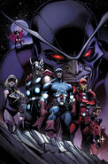 Revengers (Earth-10011) from Guardians of the Galaxy Vol 3 19 001