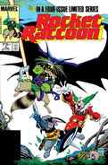 Rocket Raccoon Vol 1 2