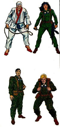 Shadowmasters (Earth-616) from Official Handbook of the Marvel Universe Vol 3 7 0001