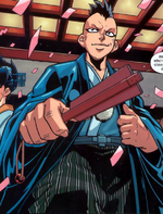 Shingen Yoshida (Earth-2301) from X-Men Ronin Vol 1 5 0001