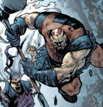 Skurge (Earth-12591) from Marvel Zombie Destroy! Vol 1 4 0001