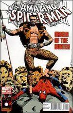 Spider-Man Origin of the Hunter Vol 1 1