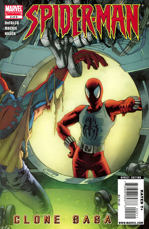 Spider-Man The Clone Saga Vol 1 2
