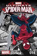 Ultimate Spider-Man Infinite Comic Vol 1 14