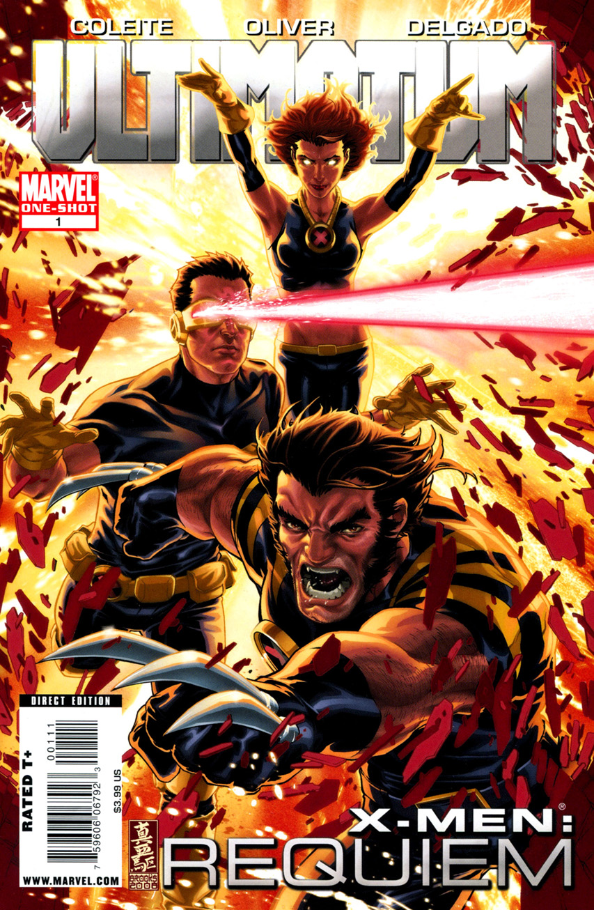 Ultimatum X-Men Requiem Vol 1 1