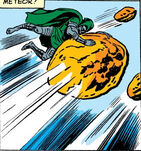 Victor von Doom (Earth-616) from Fantastic Four Vol 1 6 0001