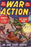 War Action Vol 1 1