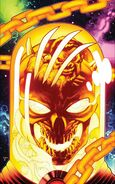 Weapon H Vol 1 7 Cosmic Ghost Rider Vs. Variant Textless
