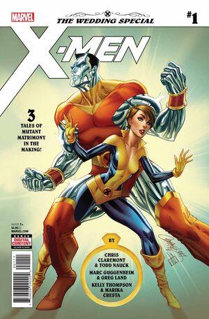 X-Men The Wedding Special Vol 1 1