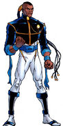 Aaron Chord (Earth-616) from Official Handbook of the Marvel Universe A-Z Update Vol 1 2 0001