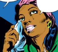 Adrianne Brown (Earth-616) from Tomb of Dracula Vol 1 25 001