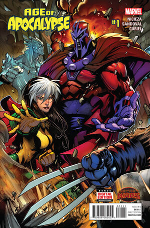 Age of Apocalypse Vol 2 1