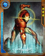 Anthony Stark (Earth-616) from Marvel War of Heroes 002