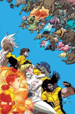 Astonishing X-Men Xenogenesis Vol 1 5 Textless