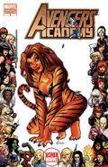 Avengers Academy Vol 1 3 Women of Marvel Variant