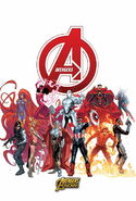 Avengers NOW! Vol 1 1 Textless