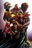 Avengers Undercover Vol 1 1 Brooks Variant Textless