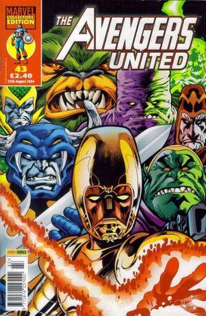 Avengers United Vol 1 43
