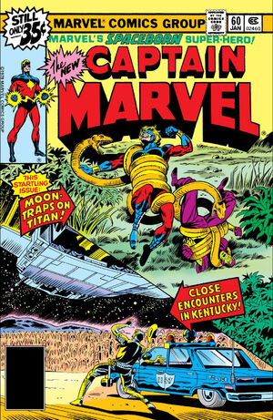 Captain Marvel Vol 1 60