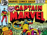 Captain Marvel Vol 1 60