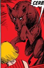 Cerberus (O.Z. Chase) (Earth-616) Uncanny X-Men Vol 1 228