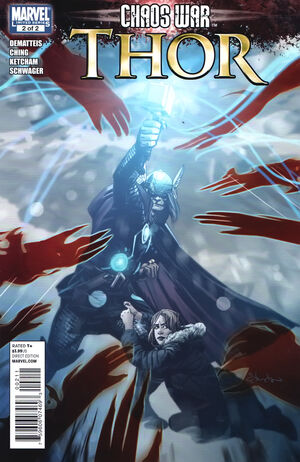 Chaos War Thor Vol 1 2