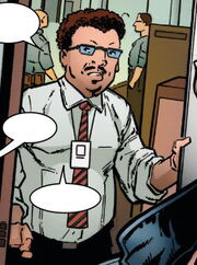 Charlie (LVMPD) (Earth-616) from Ben Reilly Scarlet Spider Vol 1 4 0001