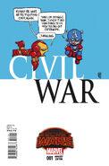 Civil War Vol 2 1 Young Variant