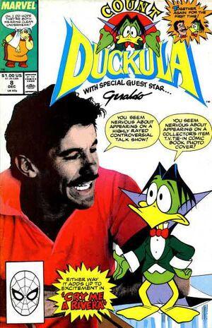 Count Duckula Vol 1 8