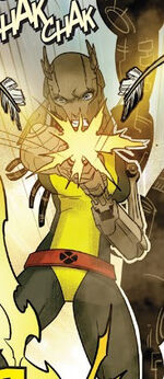 Danielle Moonstar (Earth-61610) from Star-Lord and Kitty Pryde Vol 1 2 0001