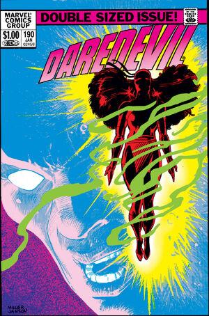Daredevil Vol 1 190