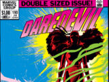 Daredevil Vol 1 190