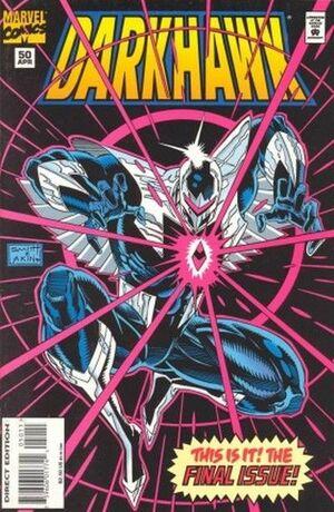 Darkhawk Vol 1 50