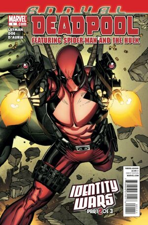 Deadpool Annual Vol 1 1