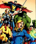 Defenders (Earth-Unknown) from Marvel Adventures Super Heroes Vol 2 10 001