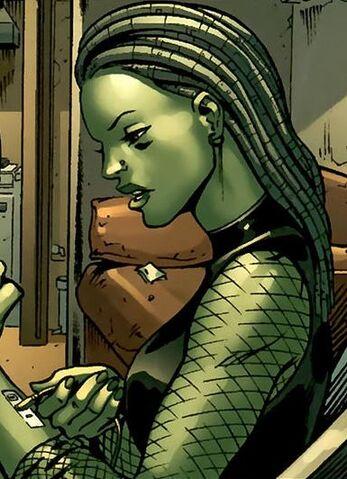 File:Delphyne Gorgon (Earth-8410) from Marvel Zombies 5 Vol 1 4.jpg