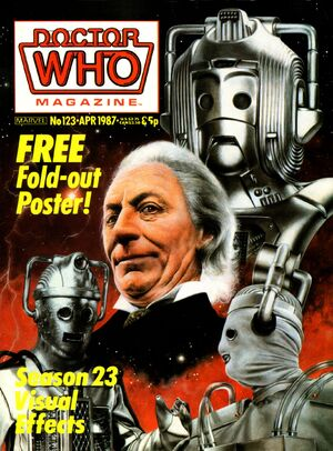Doctor Who Magazine Vol 1 123