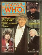 Doctor Who Monthly Vol 1 58