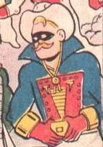 Drew Daniels (Earth-89768) from Fred Hembeck Destroys the Marvel Universe Vol 1 1 0001