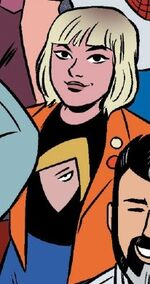 Erica Henderson (Earth-616) from Unbeatable Squirrel Girl Vol 2 50