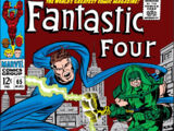 Fantastic Four Vol 1 65