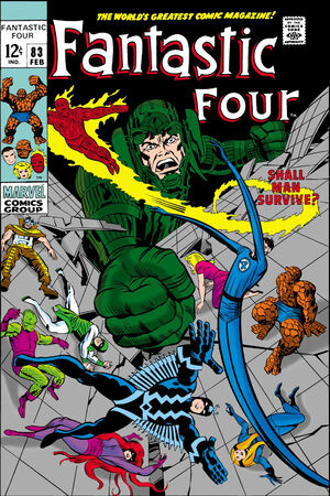 Fantastic Four Vol 1 83