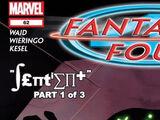 Fantastic Four Vol 3 62
