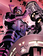Galan (Earth-13054) from New Avengers Vol 3 4 0001