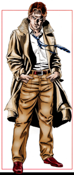 Hannibal King (Earth-616) from Vampires The Marvel Undead Vol 1 1 0001