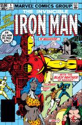 Iron Man Annual Vol 1 5