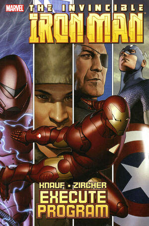 Iron Man Execute Program TPB Vol 1 1