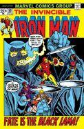 Iron Man Vol 1 53