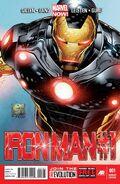 Iron Man Vol 5 1 Quesada Variant